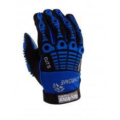Polyco 4024 HexArmor Chrome Glove