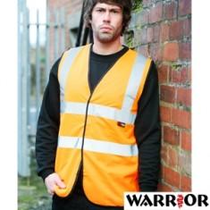 Mainman Warrior 0118WBFAG Hi Vis Waistcoat