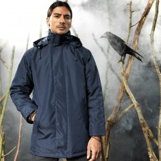 Ralawise Kariban KB677 Parka Padded Fleece Jacket KB677