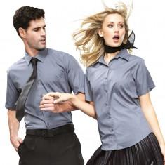 Premier Poplin  PR202 Short Sleeve Shirt