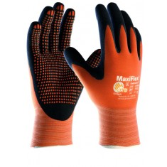 ATG MaxiFlex 42-848 Endurance AD-APT® Palm Coated Knitwrist Safety Glove (Pack of 12)