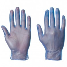 Supertouch 1121 Powderfree Vinyl Gloves (Case of 1000)