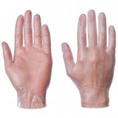 Supertouch 1110 Industrial Powdered Vinyl Gloves (Case of 1000)