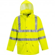 Portwest S491 Sealtex Ultra Unlined High Visibility Jacket