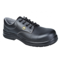 Portwest FC01 Composite ESD S1 Laced Safety Shoe