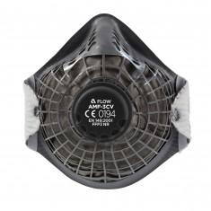 Alpha Solway Alpha Flow AMF-3CV Disposable Respirator Mask (Pack of 10)