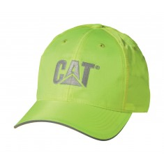Caterpillar C1128101 High Visibility Trademark Cap