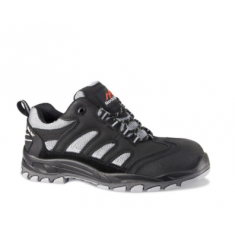 Dickies Black Navy WD110 Safety Trainer Lightweight Shoes