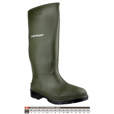 Dunlop BBG 380VP Pricemaster Non-Safety Wellington