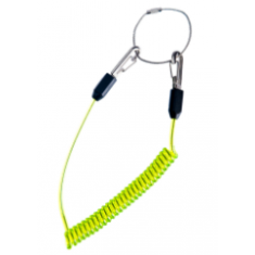 Portwest FP46 Coiled Tool Lanyard (Box of 10)