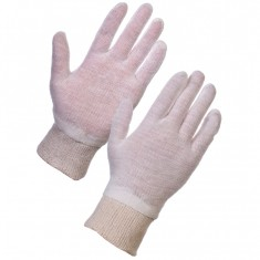 Supertouch 2500 Polycotton Glove Stockinet Liner (Pack of 600)