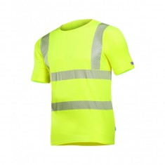 Sioen Sio-Cool® GardHar 2666A2MC1 Hivis T-shirt with Welded Striping