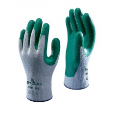 Showa 350R Nitrile Robust & Dextrous Safety Work Glove (Pack of 10)
