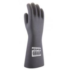 Portwest A820 Neoprene Chemical Gauntlet Black