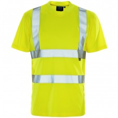 Supertouch 39T Hi Vis Bird Eye T-Shirt