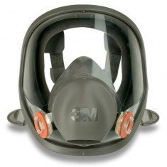 3M 3M6*00 Full Face Mask