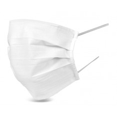 Beeswift CM1750 Cotton Face Mask (Box of 100)
