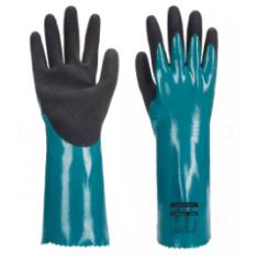 Portwest AP60 Sandy Grip Lite Gauntlet Blue/Black