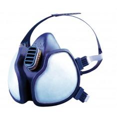 3M 4277 FFABE1P3D Half Mask Respirator