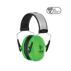 JSP Sonis® AEB010-0B1-B00 1 Extra Visibility Adjustable Ear Defenders 27dB SNR