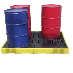JSP PTT840-000-200 4 Drum Workstation with Grid