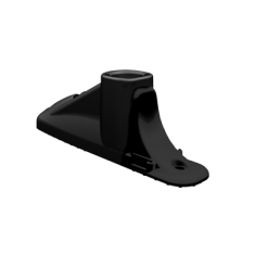 JSP KEW000-001-100 Surefoot™ Anti-trip Barrier Foot - Black