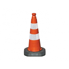 JSP JBE049-840-600 50cm Dominator™ Cone with Twin Sealbrite™ Sleeve (Pack of 10)
