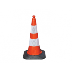 JSP JBF060-840-600 75cm Dominator™ Cone with Twin Sealbrite™ Sleeve (Pack of 10)