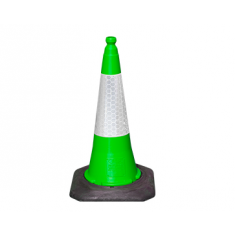JSP JAZ069-240-300 75cm Dominator™ Green Cone with Sealbrite™ Sleeve (Pack of 10)