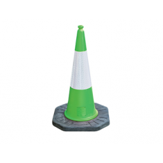 JSP JAB079-240-300 1m Dominator™ Green Cone with Sealbrite™ Sleeve (Pack of 10)