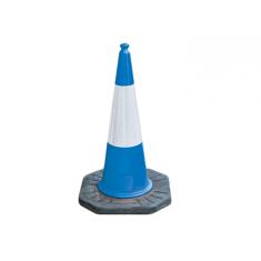JSP JAB079-240-500 1m Dominator™ Blue Cone with Sealbrite™ Sleeve (Pack of 10)