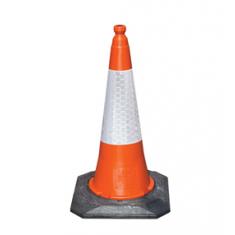 JSP JBH069-240-600 75cm Navigator® Cone with Sealbrite™ Sleeve (Pack of 10)
