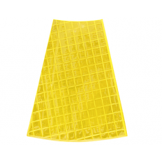 JSP JUB072-500-000 Yellow Sealbrite™ sleeve for 1m Dominator™ (Pack of 20)