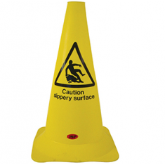 JSP JAR044-000-218 50cm Slippery Surface Cone (Pack of 10)
