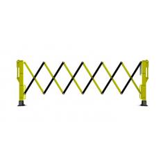 JSP KAZ110-005-300 Titan® Expander Barrier 3M Black/Yellow (Pack of 2)