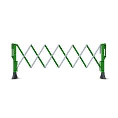 JSP KAZ110-00N-600 Titan® Expander Barrier 3M Green/White (Pack of 2)