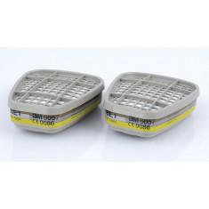 3M 6057 ABE1 Filter (Pack of 4)