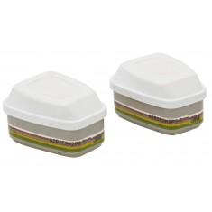 3M 6099 ABEK2P3R Filters (1 Pack)