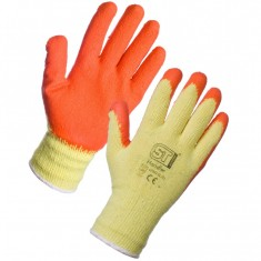 Supertouch 620 Handler Gloves Mixed Fibre Shell with Latex Palm (Case of 120)