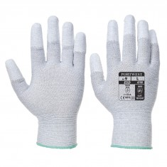 Portwest VA198 Antistatic PU Fingertip Glove