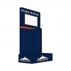 Portwest Z543 Footwear Cardboard Display
