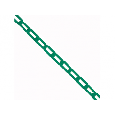 JSP HDC000-262-000 mm Chain 25M Dark Green (Pack of 6)