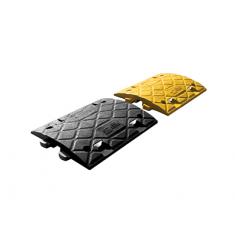 JSP HAL010-125-300 Jumbo™ 500 5cm Speed Ramps - 10MPH-16KM/H (Pair)