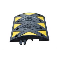 JSP HAX002-135-300 Ridgeback® 7.5cm Speed Ramp - 5MPH-8KM/H (Single Section)