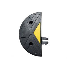 JSP HAY002-825-300 Ridgeback® 5cm End Cap - 10MPH-18KM/H (Single Section)