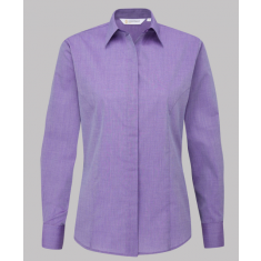 Disley Edie Ladie's Long Sleeve Blouse