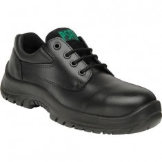 PSF 785NMP Black Leather Shoe Size 8
