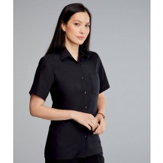 Disley BH901 Classic Women's Short Sleeve Blouse