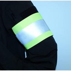 HVW067 Reflective Wide Arm Bands