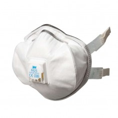 3M 8825 Buckle Strap Particulate FFP2  Respirator (Pack of 5)
